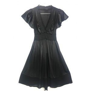 BCBGMaxAzria silk dress